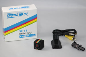 Mini Sports HD DV Camera