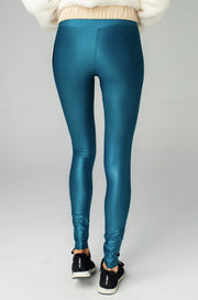 JILLIAN LEGGINGS- TEAL