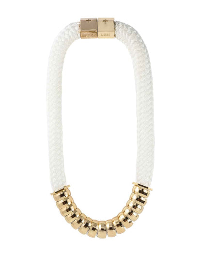 CLASSIC NECKLACE- WHITE