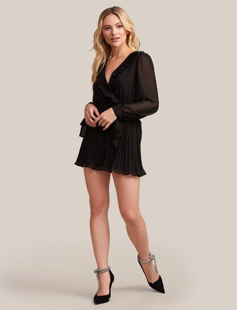 HOLLYWOOD OR BUST ROMPER