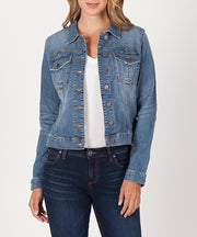 AMELIA DENIM JACKET- EMPATHETIC WASH