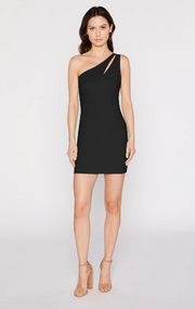MINI ROXY DRESS- BLACK