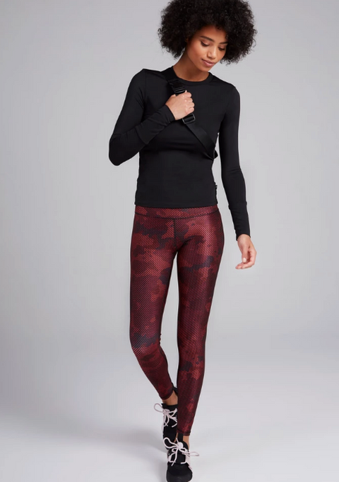 SUPER HIGH BAND LEGGINGS