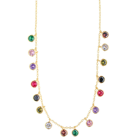 MIAMI NECKLACE- MULTI