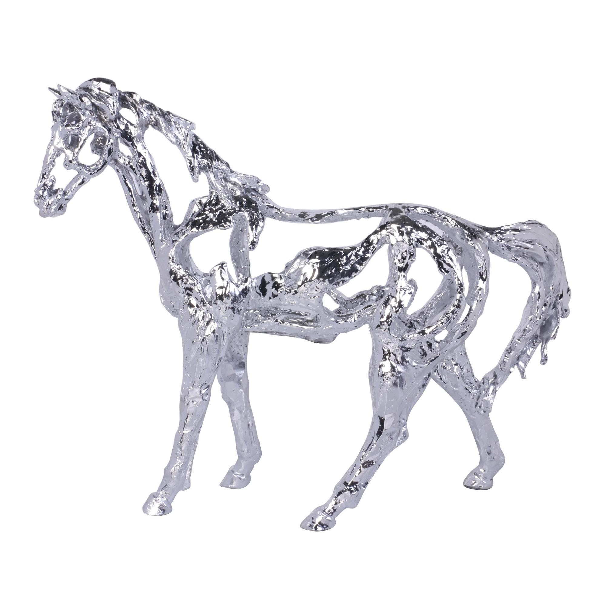 Caballo Decorativo 44 x 15 x 34 cm - Fokus Home