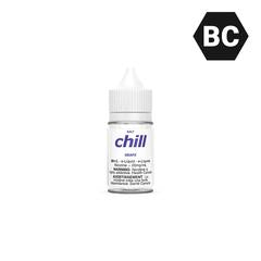 Chill E-liquids Salt - GRAPE