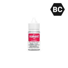 Naked Salt - STRAWBERRY