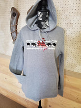 Winter at the Alpines~ Tunic Hoodie