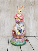 "Jim Shore Easter Bunny Musical ""Easter's On It's Way"" - My Wyo Designs"