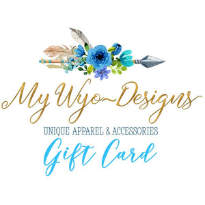 Gift Card - My Wyo Designs