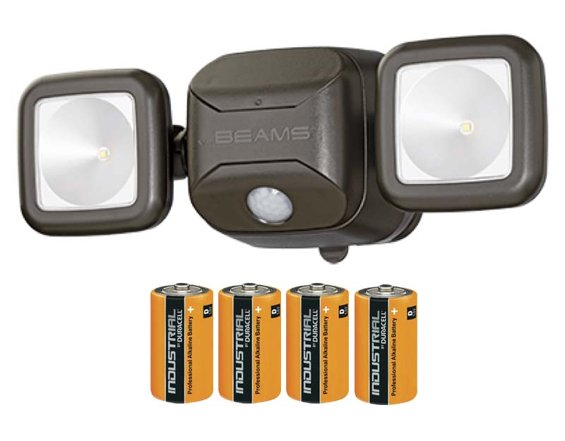Spotlight Beveiligingsverlichting | LED 500 lumen | Mr.Beams
