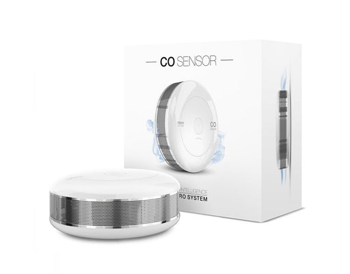 Slimme Koolmonoxide (CO) Melder | Z-wave+ | Fibaro