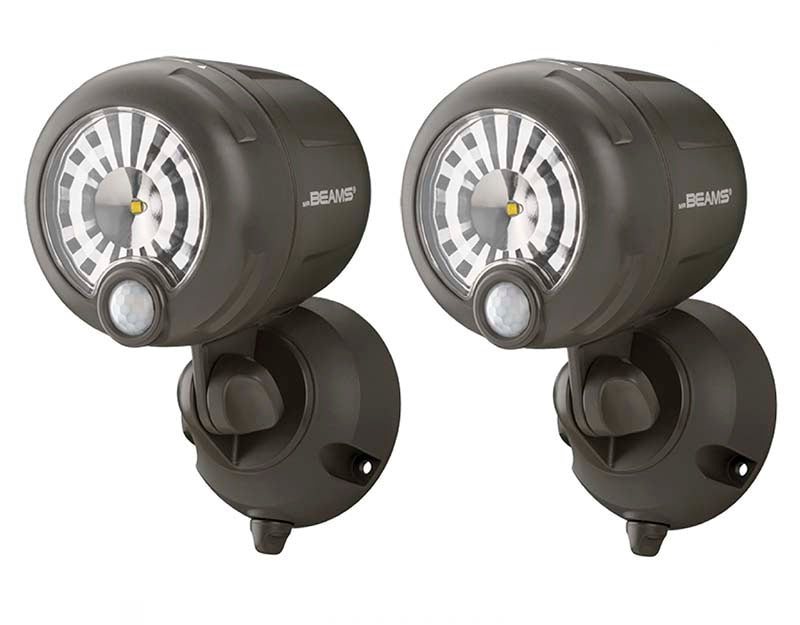 Spotlight Indoor/Outdoor | LED 200 lumen (2 stuks) | Mr.Beams