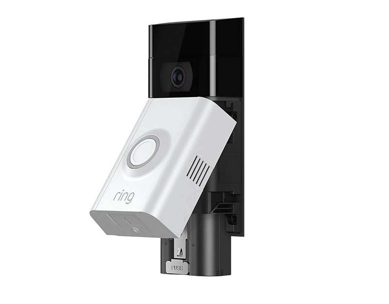 Ring 2 video Deurbel Inclusief Chime