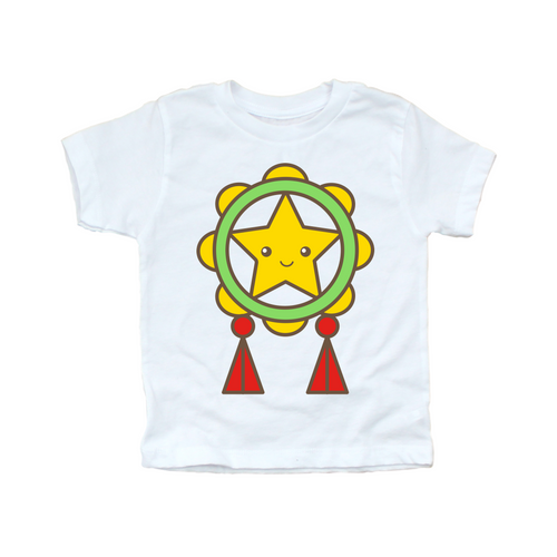 Gigil Christmas Star Parol T-Shirt - Kids - Gigil Clothing
