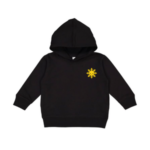 Gigil Sunshine Embroidered Sunshine ☀️ Hoodie - Kids - Gigil Clothing