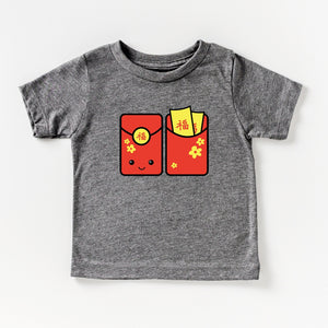 Red Envelope Lunar New Year Shirt - Kids *Limited Edition* - Gigil Clothing