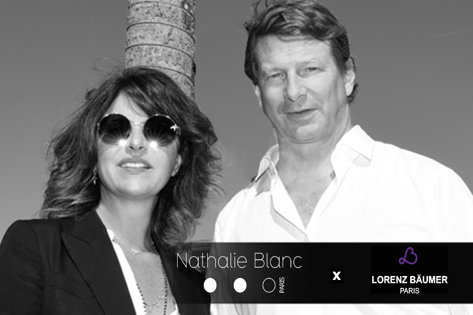 Nathalie Blanc Paris and Lorenz Bäumer Luxury French Eyeware Collaboration