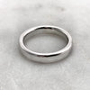 4.6mm Polished Silver Band