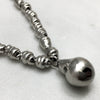 Silver Baroque Pearl & Fresh Water Pearl Necklace