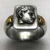 Hercules Silver & Diamond Ring