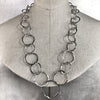 Handmade Silver Link Necklace