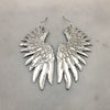 Large Wing Earrings