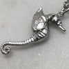Winged Seahorse Necklace