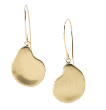 Load image into Gallery viewer, Dollop Earring in 18 Karat Yellow Gold