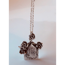 Load image into Gallery viewer, Fantasy Rose Portal in Sterling Silver