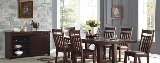 Acacia Dining Room Set