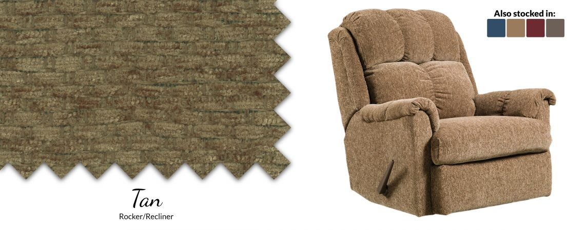 Tahoe Rocker/Recliner