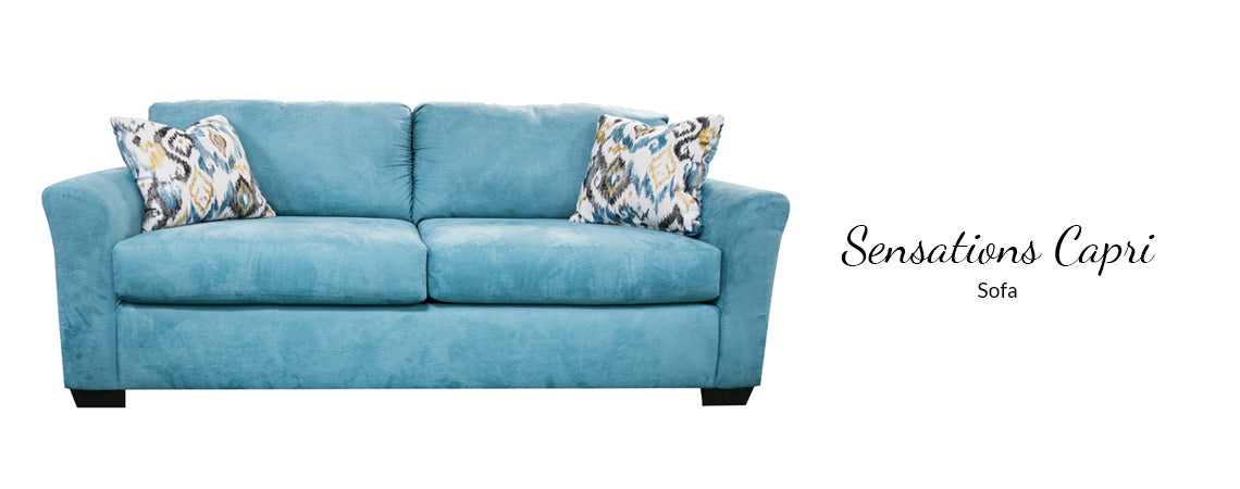 Sensations Capri Sofa