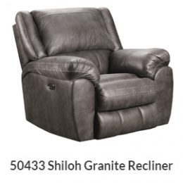 Shiloh Granite Rocker/Recliner