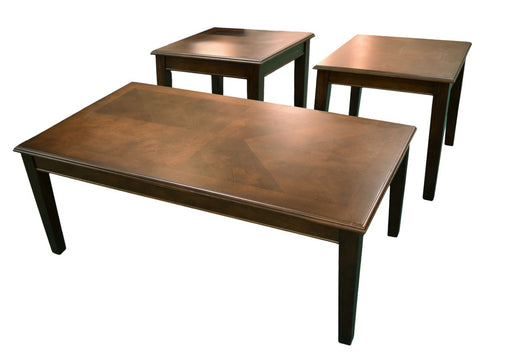 Coffee Occasional Table Set Including Coffee Table & 2 End Tables