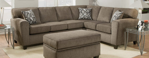 Cornell Pewter Sectional