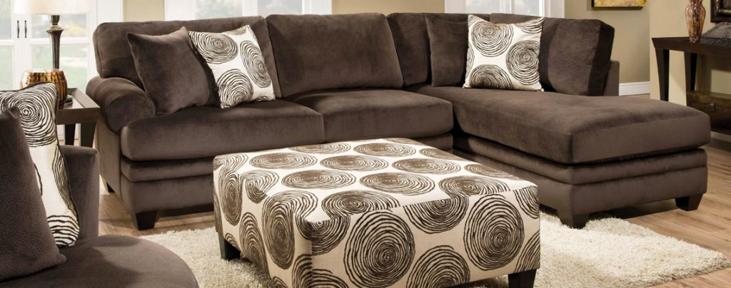 Groovy Sofa Chaise Sectional