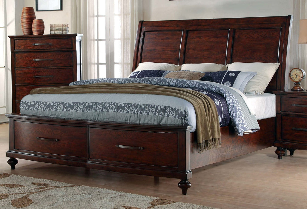 La Jolla Ranchero Bedroom Set