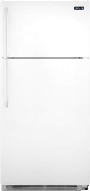 14.8 Cu.Ft. Top Mount Refrigerator CRTE151TW