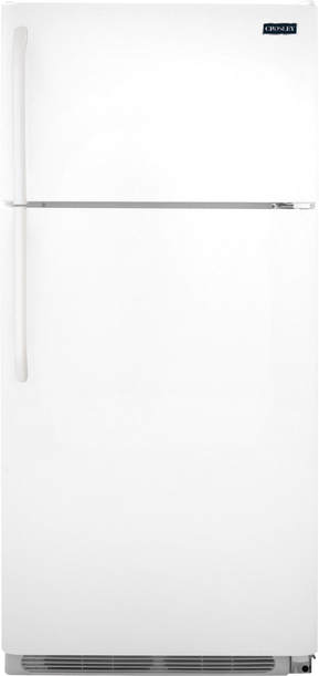 18.1 Cu. Ft. Top Mount Refrigerator CRTEH182T W