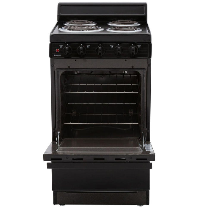 "20"" Electric Range by Premier Brand EAK100BP"