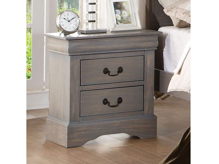 Grey Louise Philippe Bedroom Collection