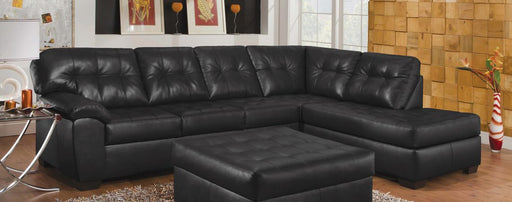 Showtime Onyx Sectional Chaise