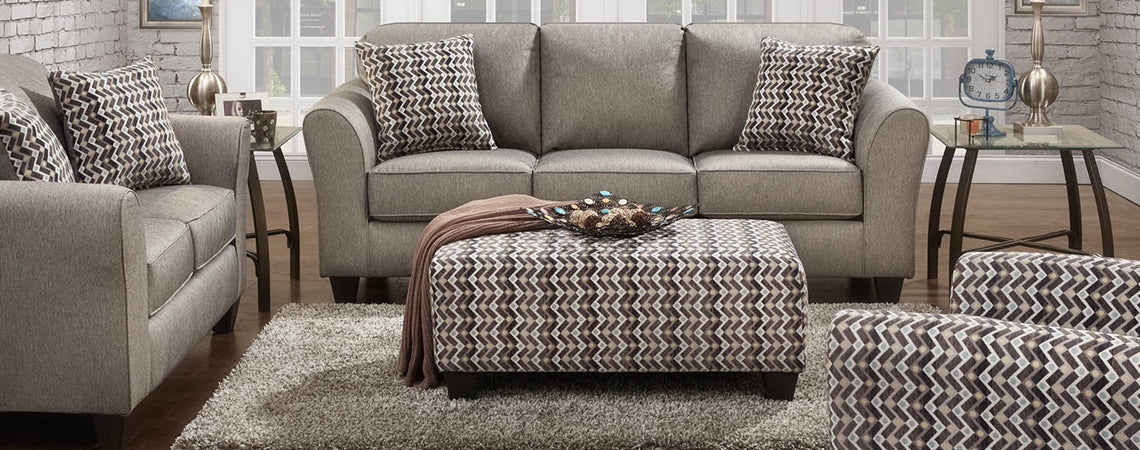 Structure Granite Loveseat