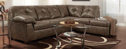 Yuma Tumbleweed Chaise Sectional