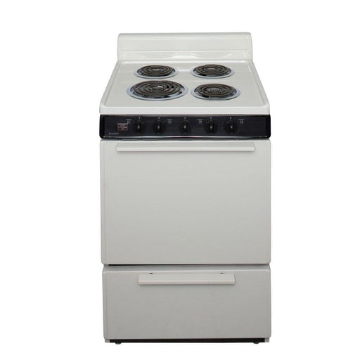 "24"" Electric Range by Premier Brand ECK100 TP"