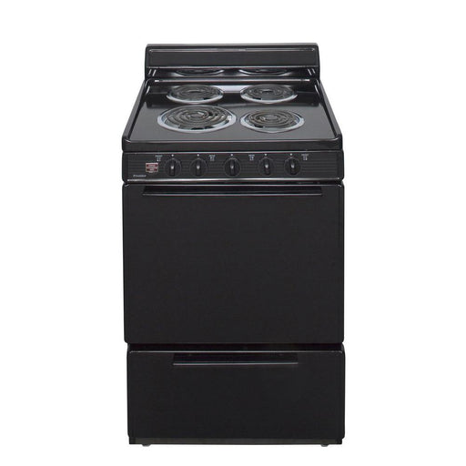 "24"" Electric Range by Premier Brand ECK100 BP"