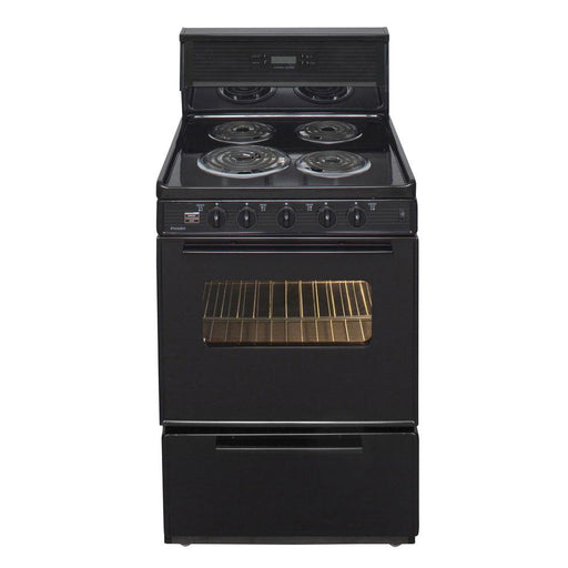 "24"" Electric Range by Premier Brand ECK240 BP"
