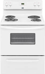 "30"" Electric Range by Crosley CREE3531T W"