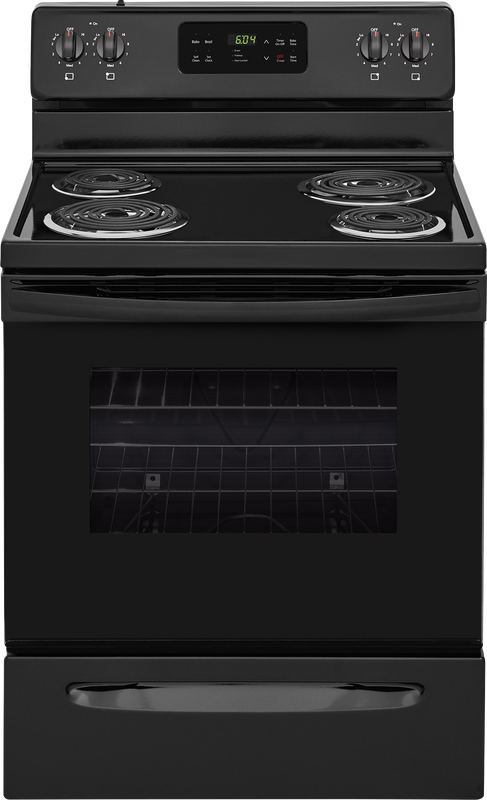 "30"" Electric Range by Crosley CREE3861T B"